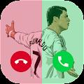 Ronaldo FakeCall - CR7 Call Me APK for Bluestacks