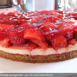 Strawberry Glaze Cake Recipes