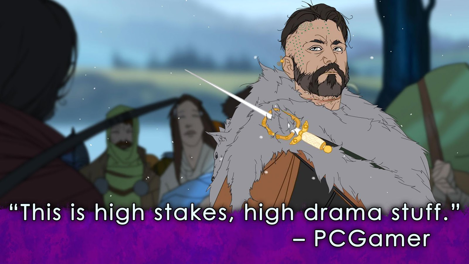 Banner Saga 2 Screenshot 2