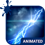 Storm Animated Keyboard APK Image