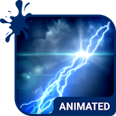 Free Storm Animated Keyboard APK for Windows 8