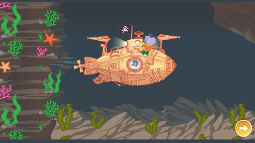 Pirate Treasure: Submarine For PC