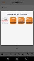 Screenshot of DDG Pocket Guidelines