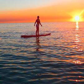 Serenity by Basia Lewandowski - Sports & Fitness Other Sports
