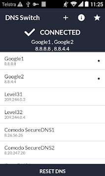DNS Switch - Unlock Region Restrict APK screenshot thumbnail 2