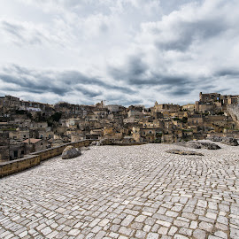 Matera by Antonello Madau - City,  Street & Park  Vistas