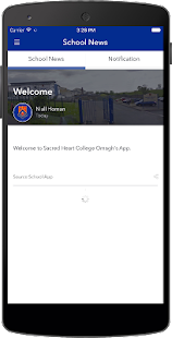 Sacred Heart College, Omagh - screenshot