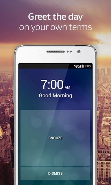 Alarm Clock Xtreme Free +Timer screenshots