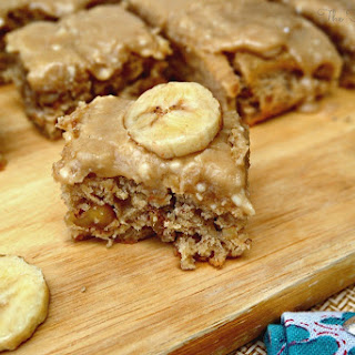 Browned Butter Banana Cake