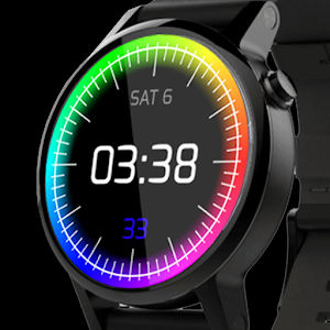 Chroma Watch face For PC / Windows 7/8/10 / Mac – Free Download