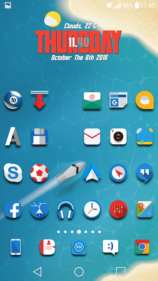 Oniron 2 icon pack Screenshot 5