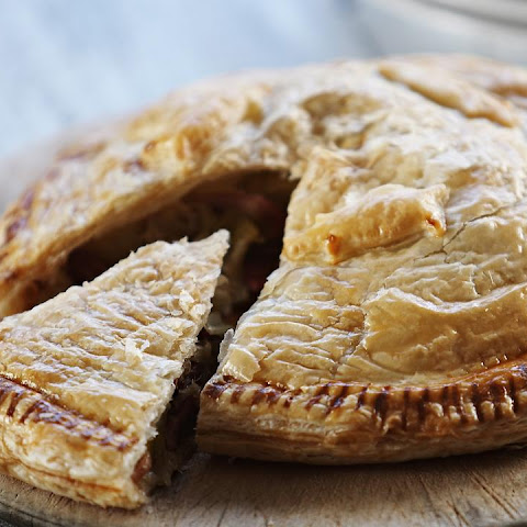 Leek and Bacon Pie