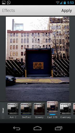 Aviary Effects: Street screenshot 4