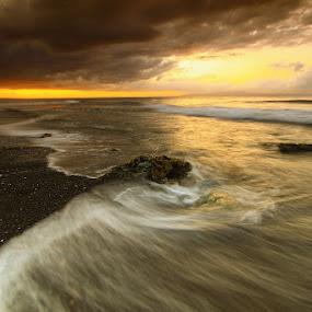 by Pande Putu Krisna Wedana - Landscapes Sunsets & Sunrises