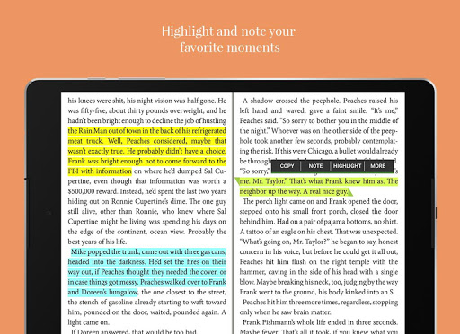 Universal Book Reader screenshot 21