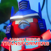 Tips Angry Birds Transformers New APK for Ubuntu