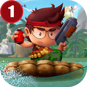 Ramboat - Offline Jumping Shooter and Running Game Online PC (Windows / MAC)