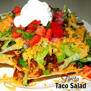 Ground Beef Taco Salad Recipes