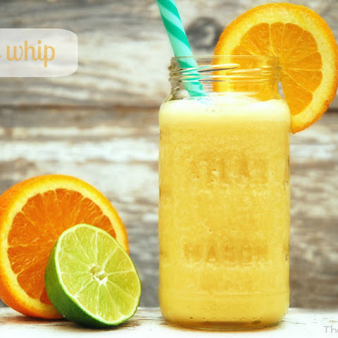 {Summer Drink Recipe} Orange Whip