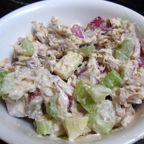 Paleo-Approved Classic Chicken Salad