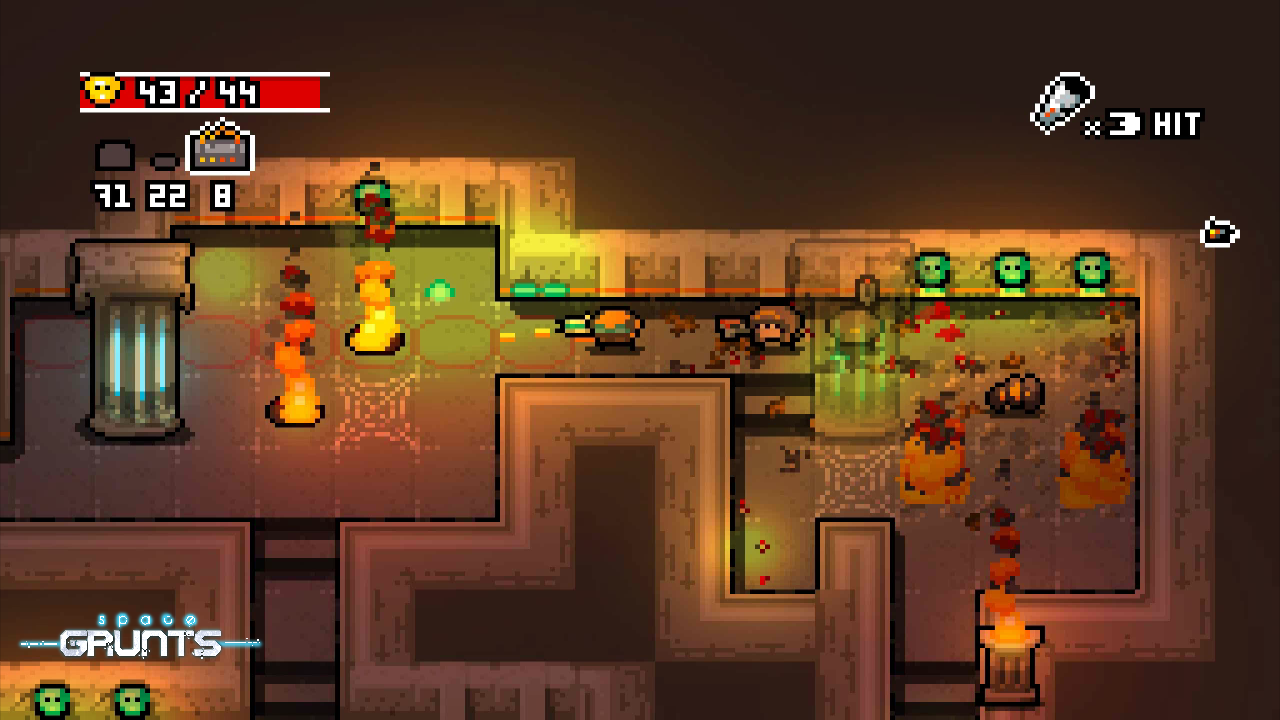 Space Grunts Screenshot 9