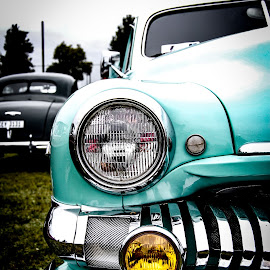 Wallace by Jurgen van Staden - Novices Only Objects & Still Life ( car, old car, vintage, cars, classic,  )