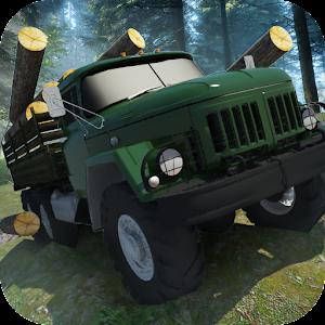 Cover art Lumberjack Timberman Driver