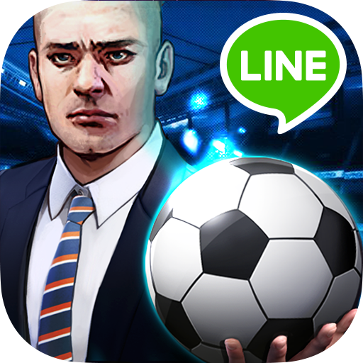 LINE Football League Manager (game)