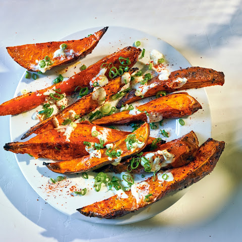 Gjelina's Roasted Yams