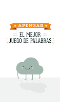 Screenshot of Apensar: Adivina la palabra