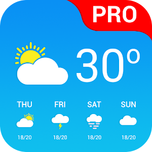 Weather App Pro app for android