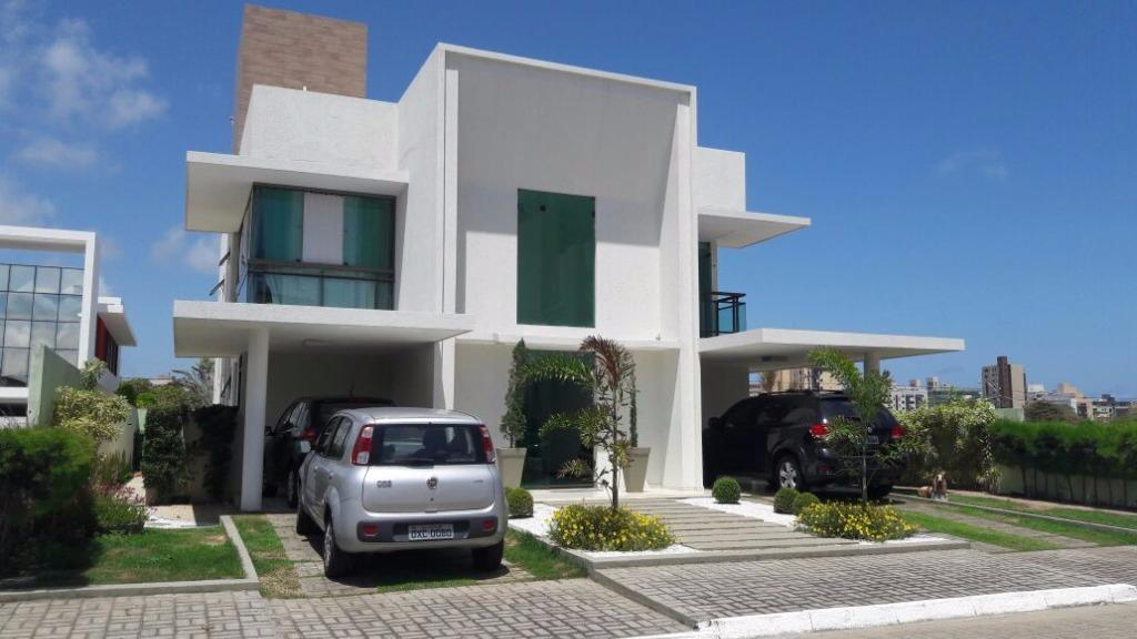 Casa residencial à venda, Intermares, Cabedelo - CA1275.