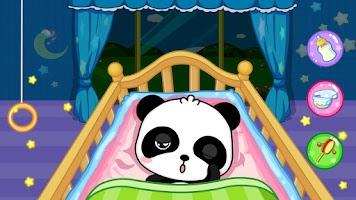 Screenshot of Baby Panda Care