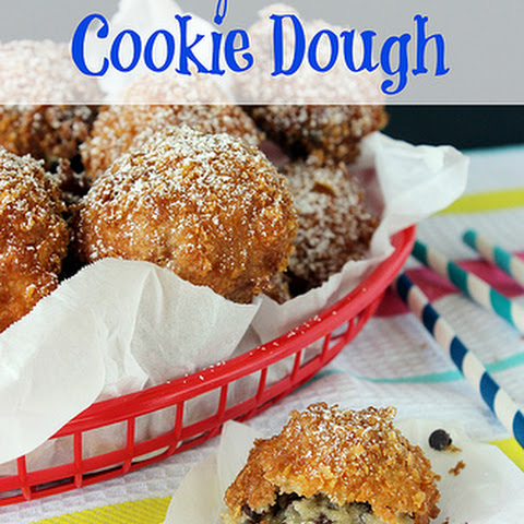 Deep-Fried Cookie Dough