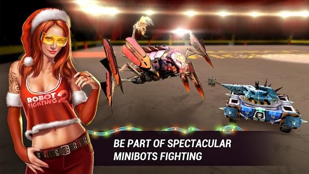 Robot Fighting 2 apk screenshot