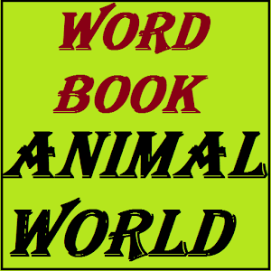 Download Word Book Animal World For PC Windows and Mac