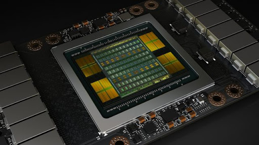 Nvidia Announces New Volta AI Performance Milestones