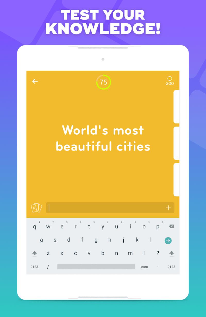 94% - Quiz, Trivia & Logic Screenshot 7