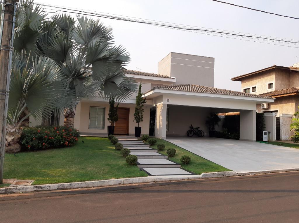 Casa à venda, 450 m² por R$ 2.950.000,00 - Villaggio Di Fiori - Uberaba/MG