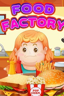 Restaurant Story: Food Factory - screenshot