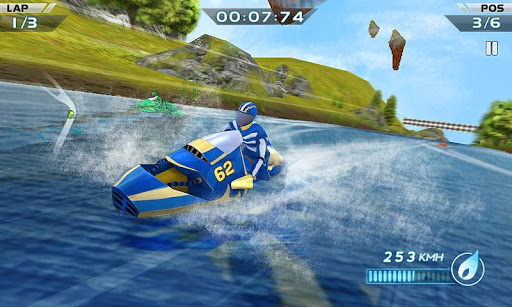 Powerboat Racing 3D screenshot 5
