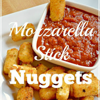 Mozzarella Nuggets Recipes