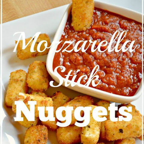 Mozzarella Stick Nuggets