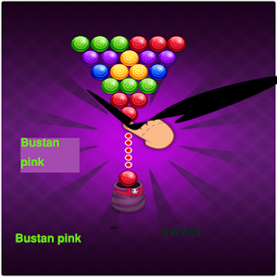 Bustan pink - screenshot