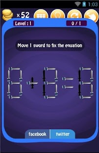 Sword Puzzle Game - screenshot