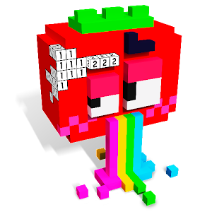 ColorVoxel - Color by Number 3D, Voxel Pixel Art For PC / Windows 7/8/10 / Mac – Free Download
