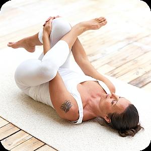 Cover art Yin yoga