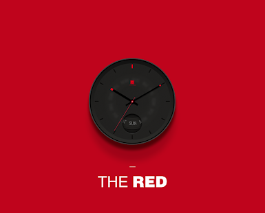 The Red by DesignerKang - screenshot