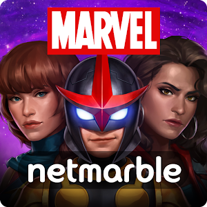 MARVEL Future Fight 3.6.0 Apk + Data Android