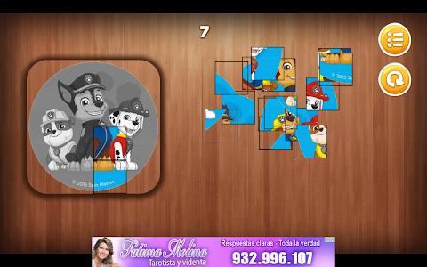 Paw Puppy Patrol Puzzle APK